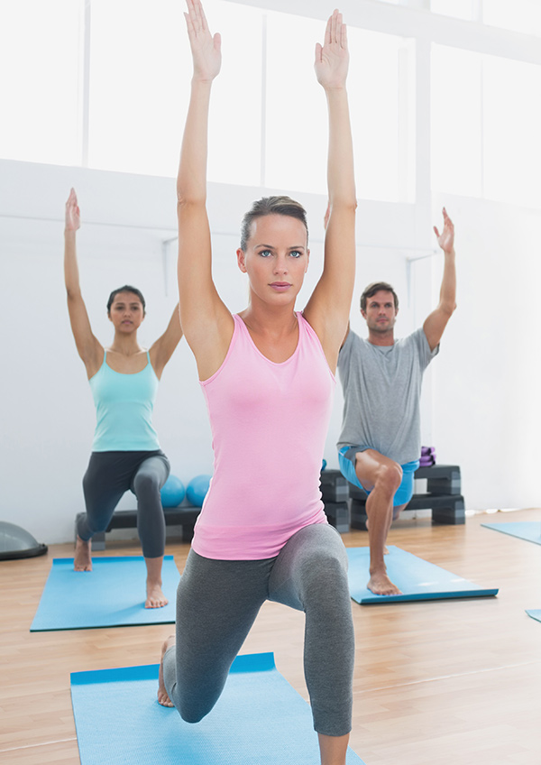Pilates classes - Brighton Fitness - Paragon Fitness - Happy Valley
