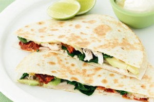 Quesadilla Love