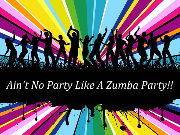 Zumba - Brighton Fitness - Paragon Fitness - Happy Valley